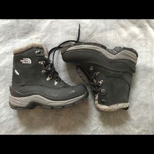 NWOT North Face Winter Hiking Shoes